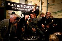 Århus Jazzklun - Hos Anders - Fessor and his Jazz Kings